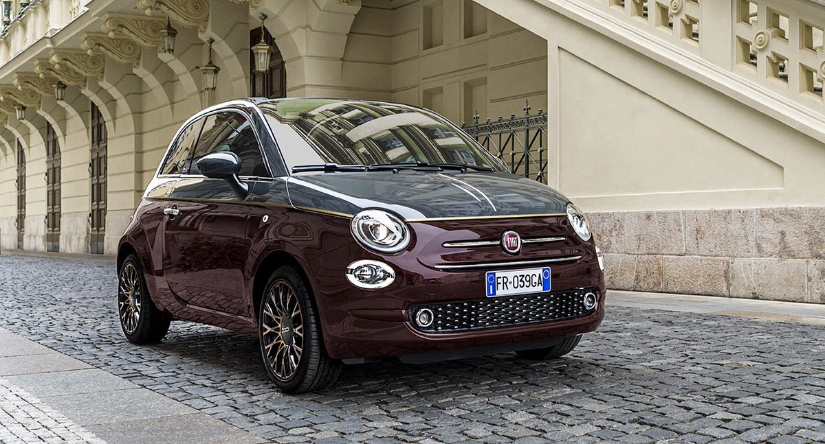 The @fiatontheweb fam has a new addit#AW18ion for  – #fiatanother  Collezione, the second to be launched this year. Differences are purely style-related, with a new range of liveries, colours and interior combinations