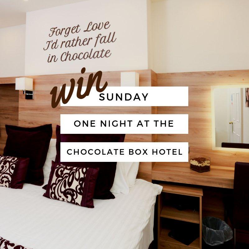 Chocolate Box Hotel Chocboxhotel Twitter
