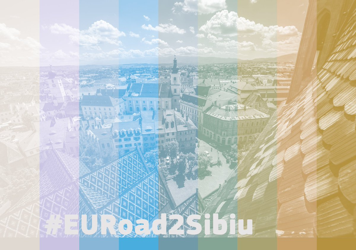 We are on the #EURoad2Sibiu!   On 9 May next year, the 27 EU Leaders will meet at an extraordinary summit in Sibiu, Romania to decide on the way forward for the #FutureofEurope.   Our end destination? A more united, democratic and stronger Union → https://t.co/noyyw7TwSS