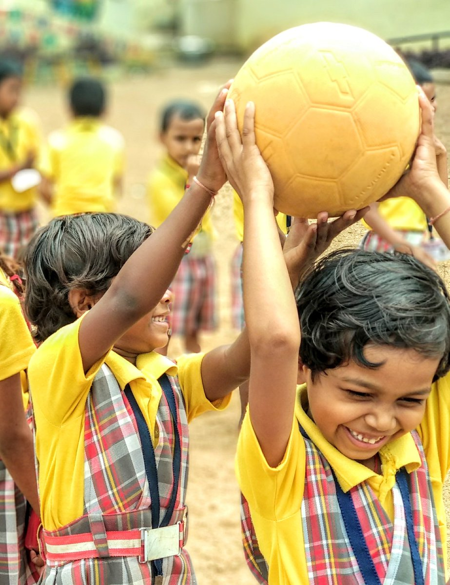 test Twitter Media - She plays. You play. He plays. They play We play.  Pass it ⚽ on! @slumsoccer @LaureusSport #changinglivesThroughFootball #ForEveryChild #helpinghand https://t.co/8LiMIR3zyf