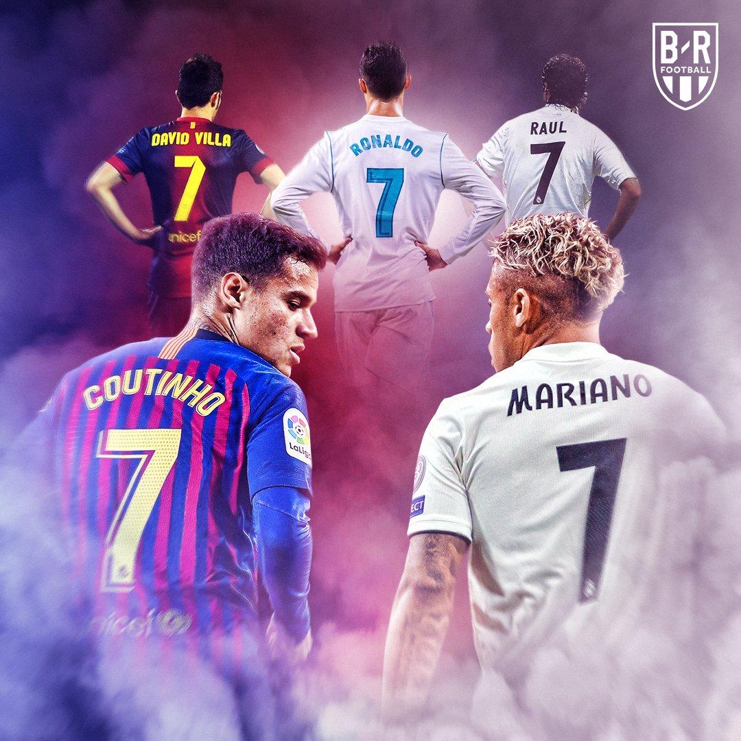 One week until the biggest fixture in club football 🙌