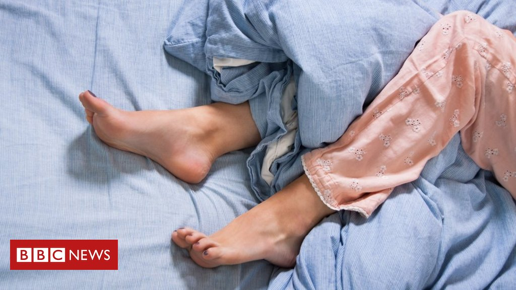 #ArquivoBBC O que é a síndrome das pernas inquietas, que atormenta o sono de uma em cada 20 pessoas https://t.co/2zsIQd8Hcv