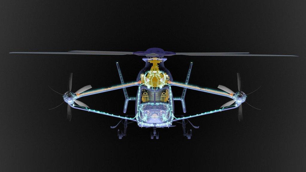"""""""Airbus Helicopters"""" تُقِر مشروعا تصميميًا لمروحية Racer السريعة DqBUB7AWoAA-TuT"""