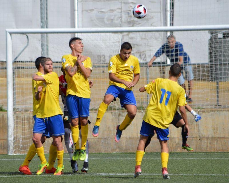 elCastell: Consulta lagenda esportiva davui diumenge a #Castelldefels UE Castelldefels i UD Vista Alegre reben al Sanfeliuenc i al Borges Blanques: elcastell.org/ca/index/13263…