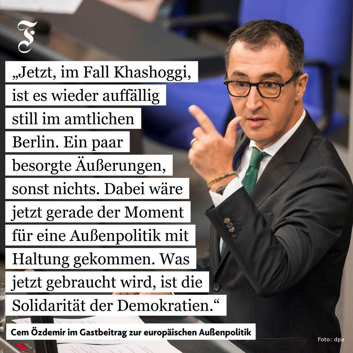 .@cem_oezdemir erklärt im Gastbeitrag, warum es gerade jetzt eine deutsche Außenpolitik mit Haltung braucht:  https://t.co/UWLtOqS5VN