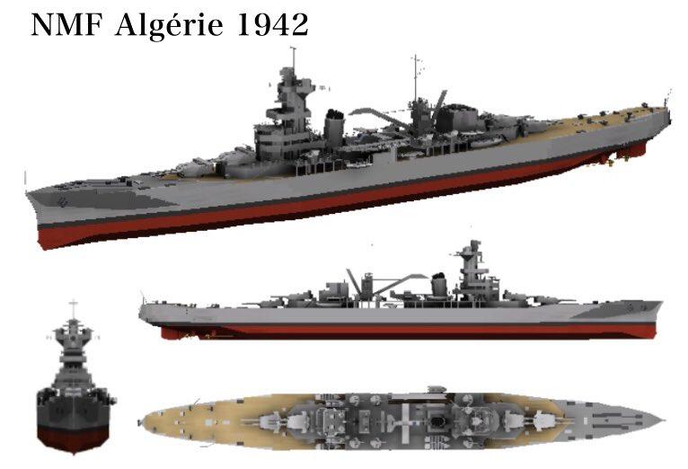 アルジェリー (重巡洋艦)