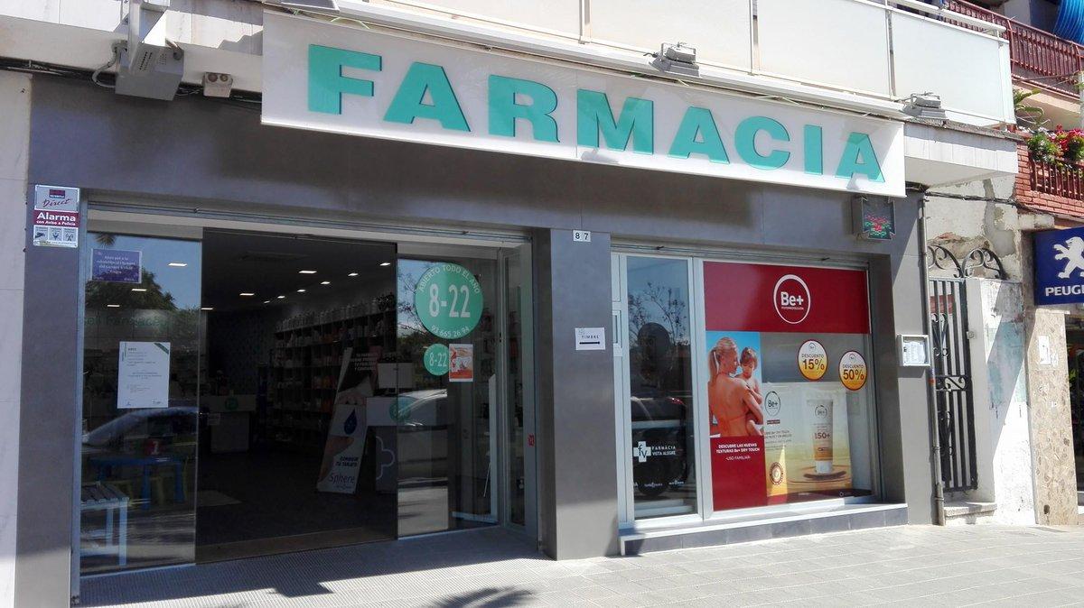 La farmàcia de guàrdia davui diumenge a #Castelldefels és la FARMÀCIA LLORENS BERNAT c/ Agustina dAragó, 87 (Barri Vista Alegre) Telèfon 936 652 694 Correu-e llorens.bernat@cofb.net Horari Obert tots els dies de lany de 08 a 22 h - Guàrdia 24 h (el dia que li pertoca).
