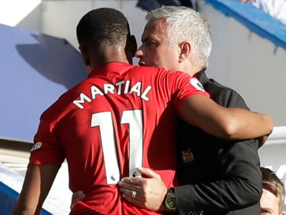 Anthony Martial opens up on his relationship with Jose Mourinho   By @mjcritchley  https://t.co/5cbewqX2ih #mufc