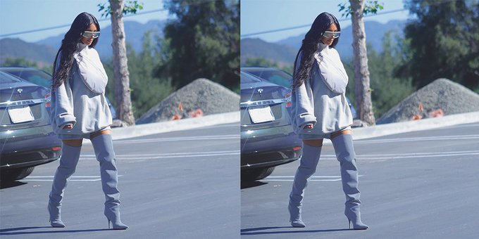 Happy Birthday to the style queen Kim Kardashian! Can you guess how old she is?  :