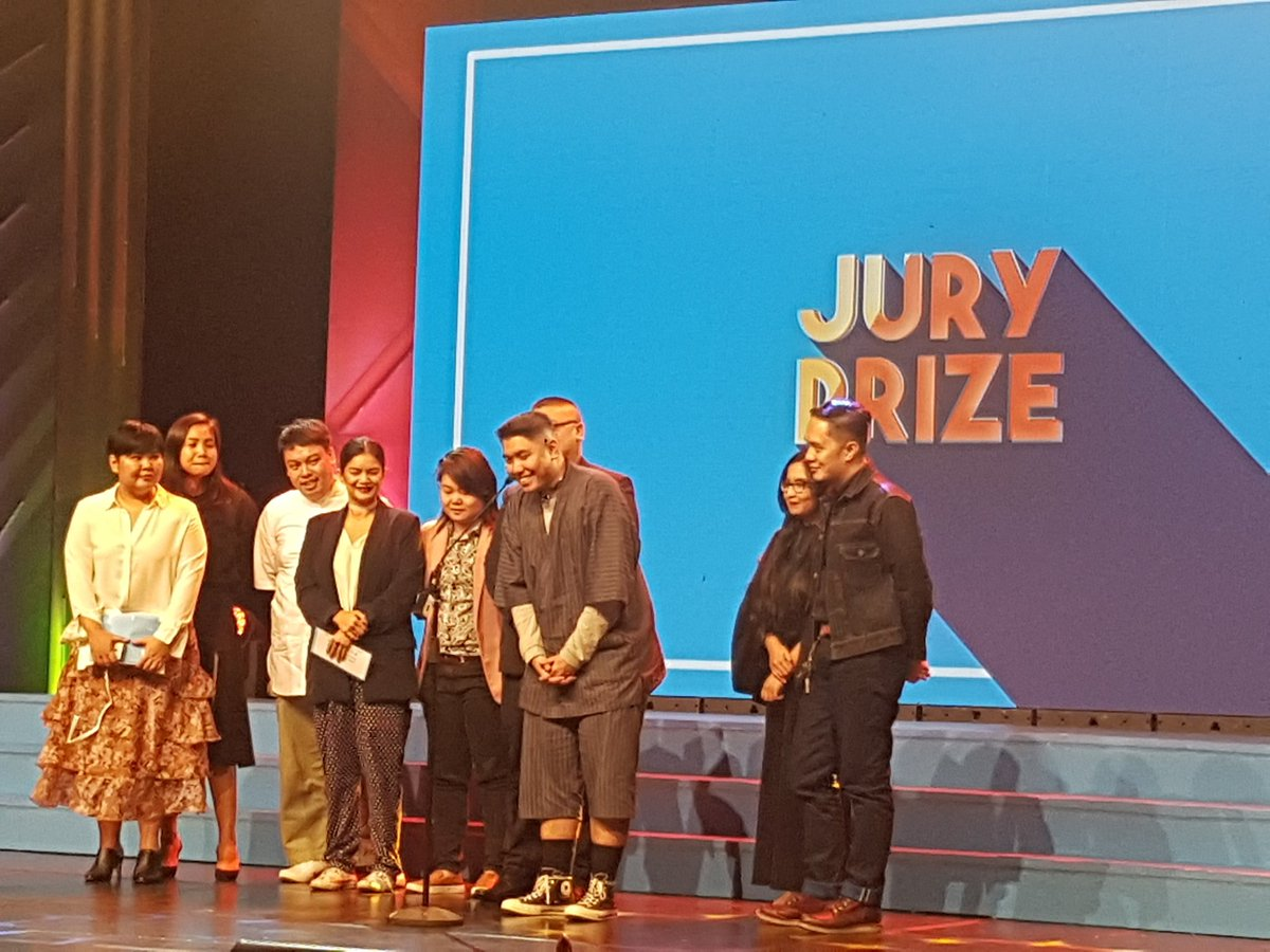 Jury Prize - Never Tear Us Apart #C1Originals2018