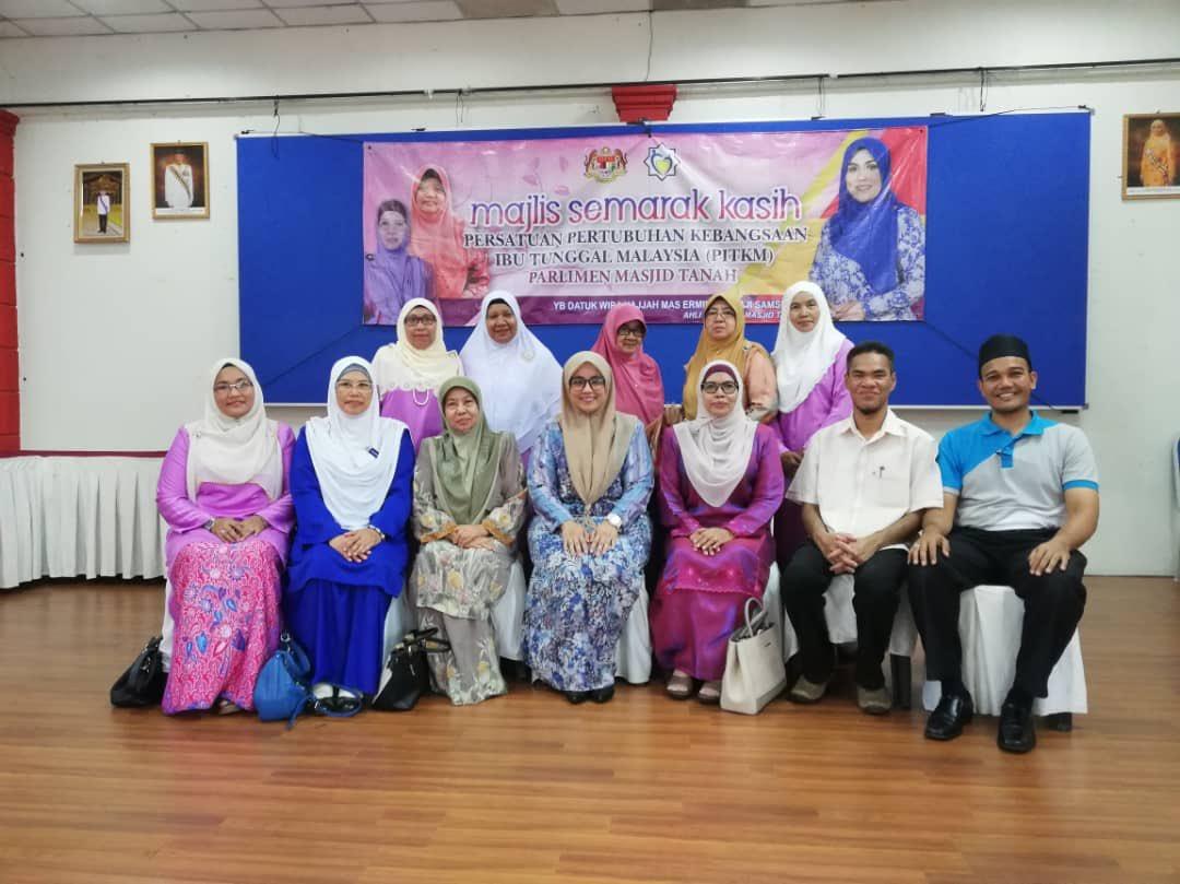 Lebih Ramai Ibu Tunggal Perlu Mendaftar Fatimah Utusan Borneo Online
