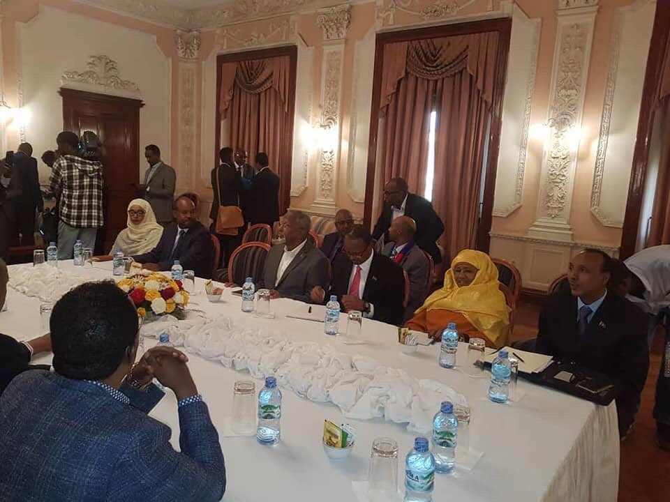 Ethiopian Government and Ogaden National Liberation Front