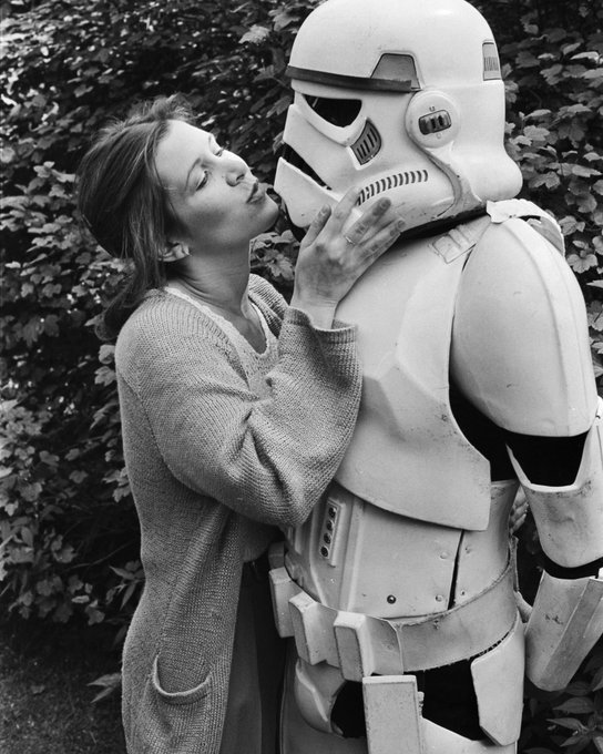 Happy birthday carrie fisher   we miss you