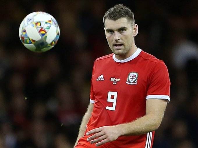 Happy Birthday Sam Vokes!   The team hope you ve had a great day