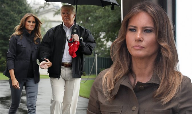 Melania Trump married Donald for a 'father figure' and has 'sex kitten' role to play https://t.co/flHGAjAWLk