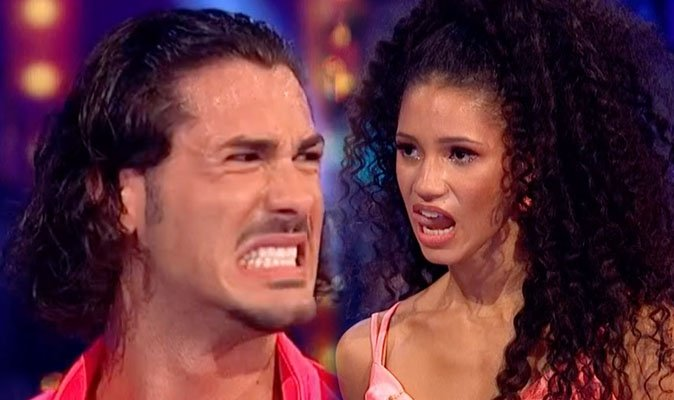 Vick Hope SNUBS Graziano Di Prima on #StrictlyComeDancing but did you see it?  https://t.co/zrlwp9t5LM