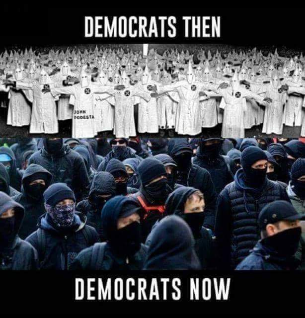 Reguardless of Democrats insistence theyre not the same Party they were in the past, they really are. On wrong side of critical issues is where they always put themselves. We will continue to fight them and be victorious. #MAGA #tcot #FoxNews #SaturdayMorning #SundayMotivation