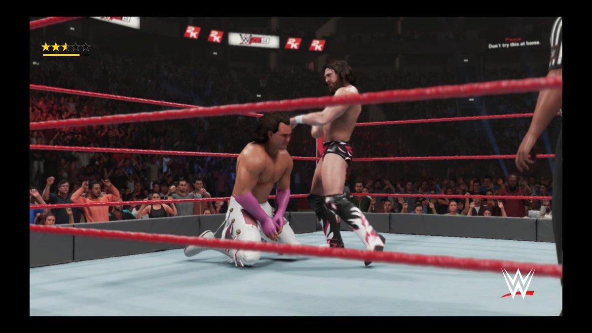 Kev's WWE 2K19 Universe Mode - Operation Sports Forums
