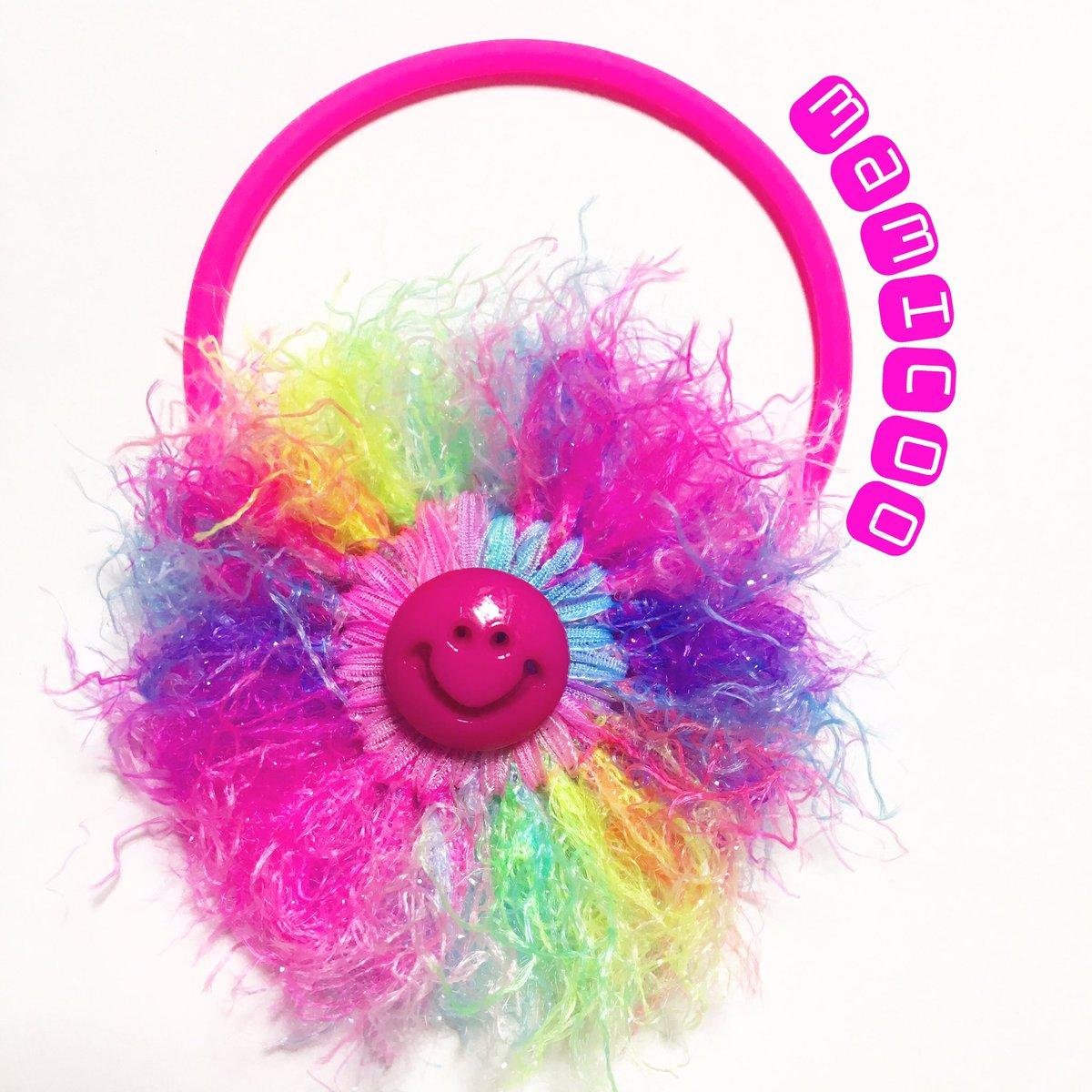test ツイッターメディア - *. ピンク!pink!ぴんく! . . 結構大きいのに軽いよー? 明日からこれで髪しばる( °???°)?? ゴムは最近よく使っている、セリアのシリコンゴム? 切れないし伸びないし好き?? . . . #手染め糸 #ファー #ヘアゴム #ニコちゃん #ピンク #ぴんく #pink #ハンドメイド #セリア https://t.co/JAJSBvxJBI