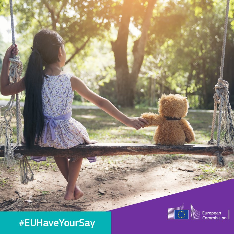 Safe toys mean safe kids. Do you think the toys sold in the EU are safe? Help us ensure high standards of toy safety. Tell us in our online survey → https://t.co/hEq9VSM3x4 #EUHaveYourSay #EUprotects