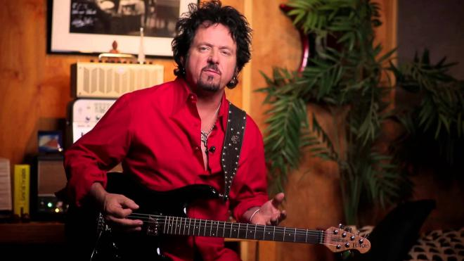 Happy Birthday Today 10/21 to Toto Co- Founder/guitarist/songwriter/vocalist Steve Lukather.  Rock ON!