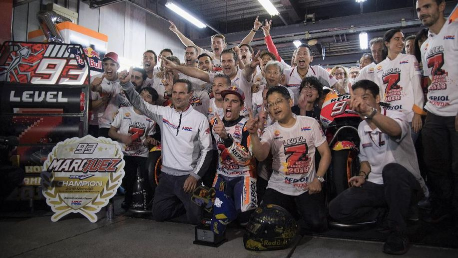 Sudah 7 Titel Juara, Marquez Mau Lebih Banyak Lagi https://t.co/WwH2mtMLNZ via @detiksport https://t.co/5yMRpUHw8i