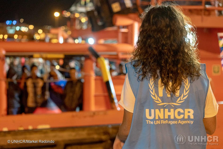 Search and rescue capacity need to be enhanced in the Mediterranean,  UNHCR and @iom have proposed a regional arrangement that would make disembarkation and processing predictable and swift. https://t.co/2p0I6cXzvd