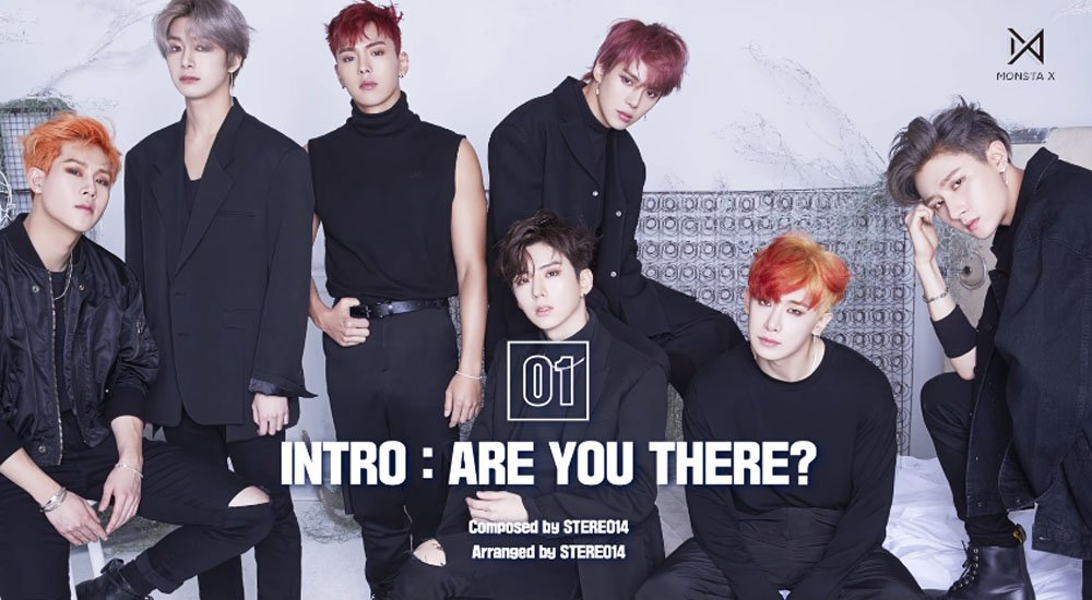 MONSTA X drops highlight medley for new album 'Are You There?' https://t.co/IHEymZjf1O