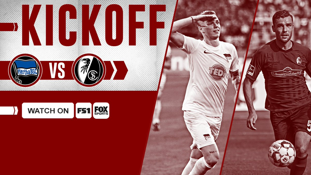 Wake up! It's Bundesliga time! Ondrej Duda and Hertha Berlin look to continue their perfect home record as they host Freiburg.   Watch now on FS1 or the FOX Sports App ➡️ https://t.co/BSoVVFFZxc