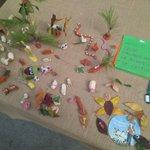 Image for the Tweet beginning: Búhos, cigüeñas, conejos, ganado, vegetación,