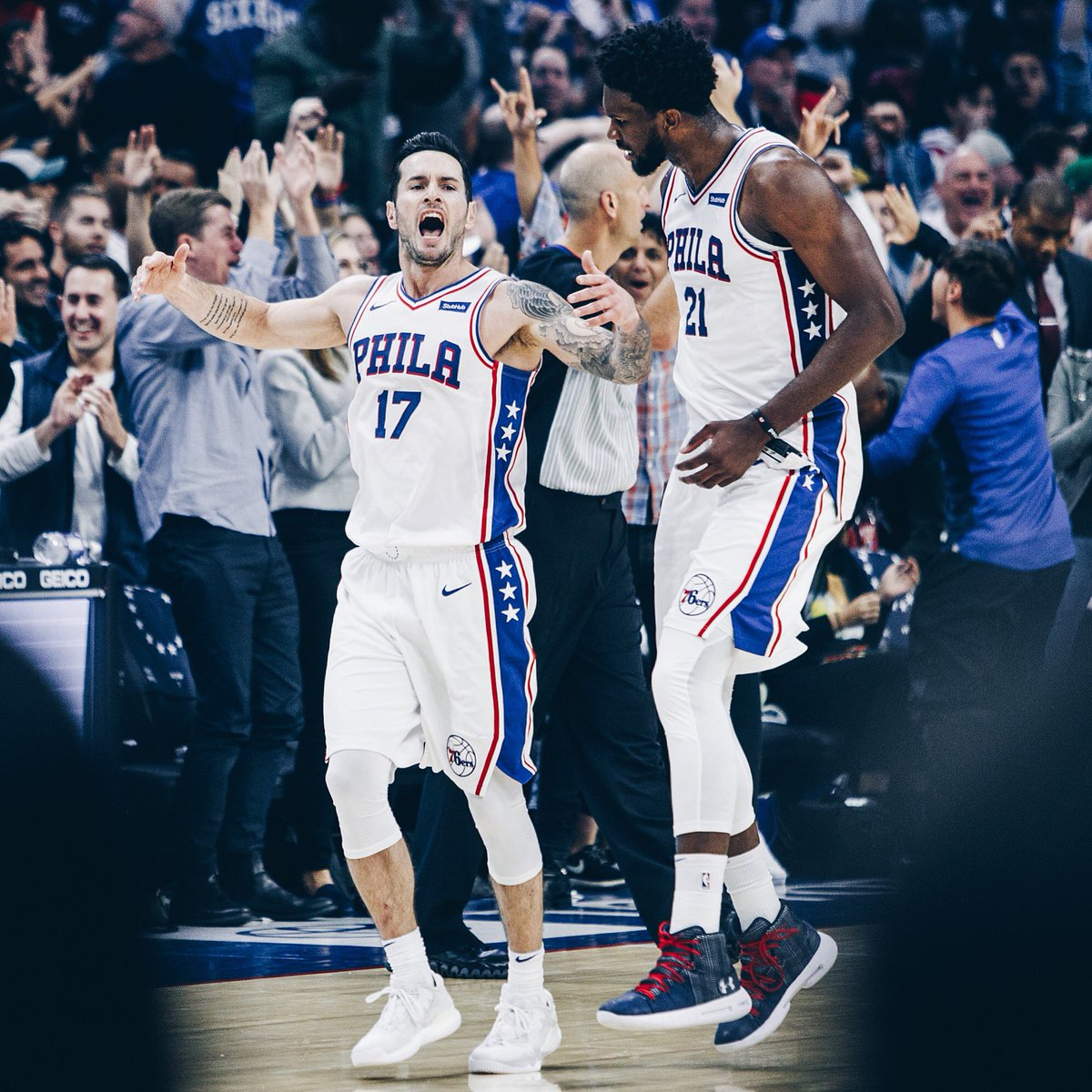 These guys. #HereTheyCome