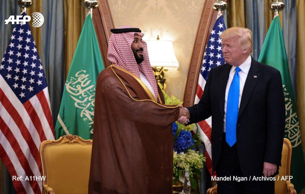 🇸🇦🇺🇸 Arabia Saudita y EEUU, una relación basada en la seguridad y el petróleo #AFP  https://t.co/OwVHO8ulBY