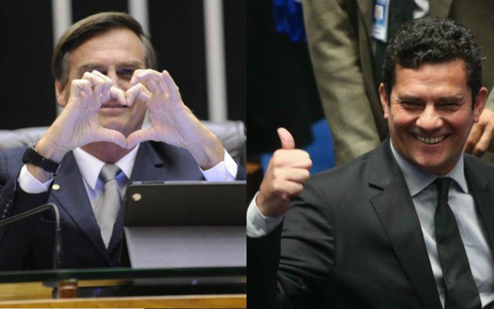Bolsonaro estuda mandar Moro ao STF e admite alianças com MDB e DEM, diz Bebianno → https://t.co/dNsq6nKQEZ