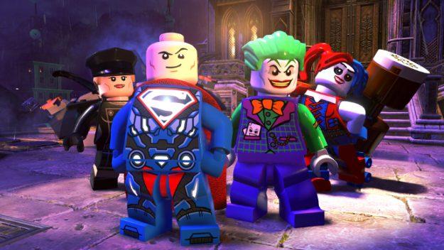 It's Good to be Bad: Arthur Parsons Talks Lego DC Super-Villains: https://t.co/SPlD851oKN