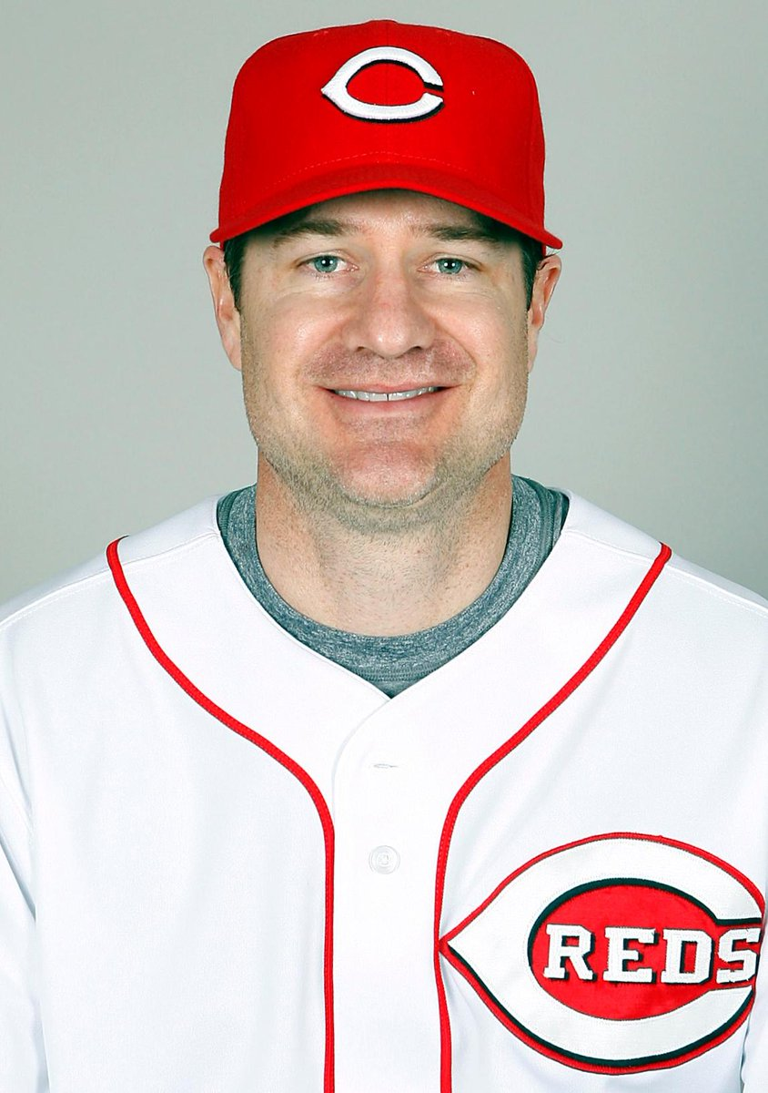David Bell has been named the new manager of the Cincinnati Reds. He will be introduced at a press conference on Monday at 11:00 a.m.