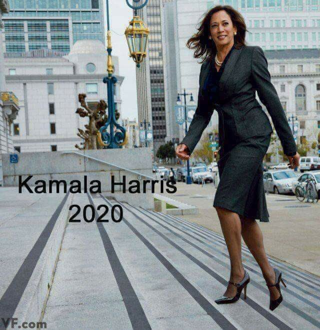 Wishing you a happy birthday Senator Kamala Harris.