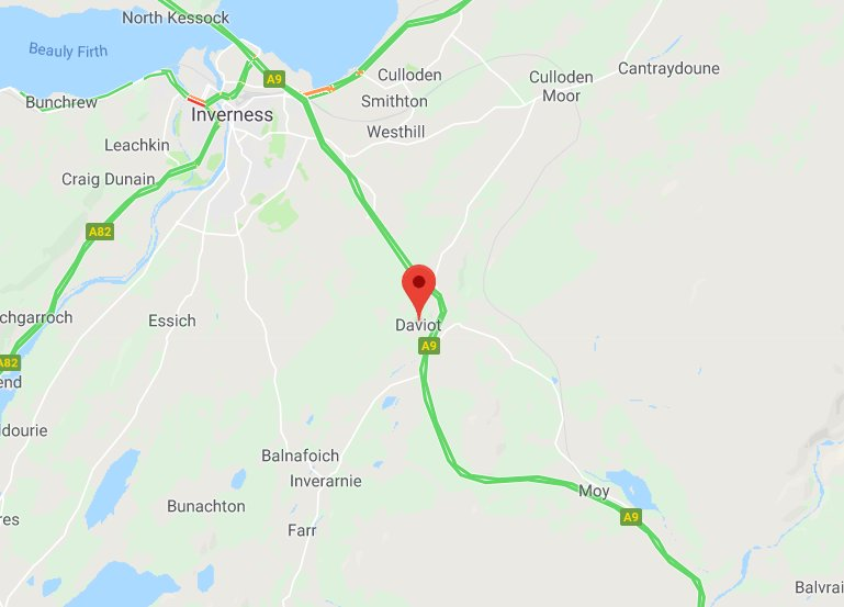 test Twitter Media - ❗️NEW❗️  #A9 northbound at Daviot- a broken down camper van is reported to be encroaching lane 1 of 2. Traffic is coping well.  #Inverness https://t.co/VlGFgmjsco