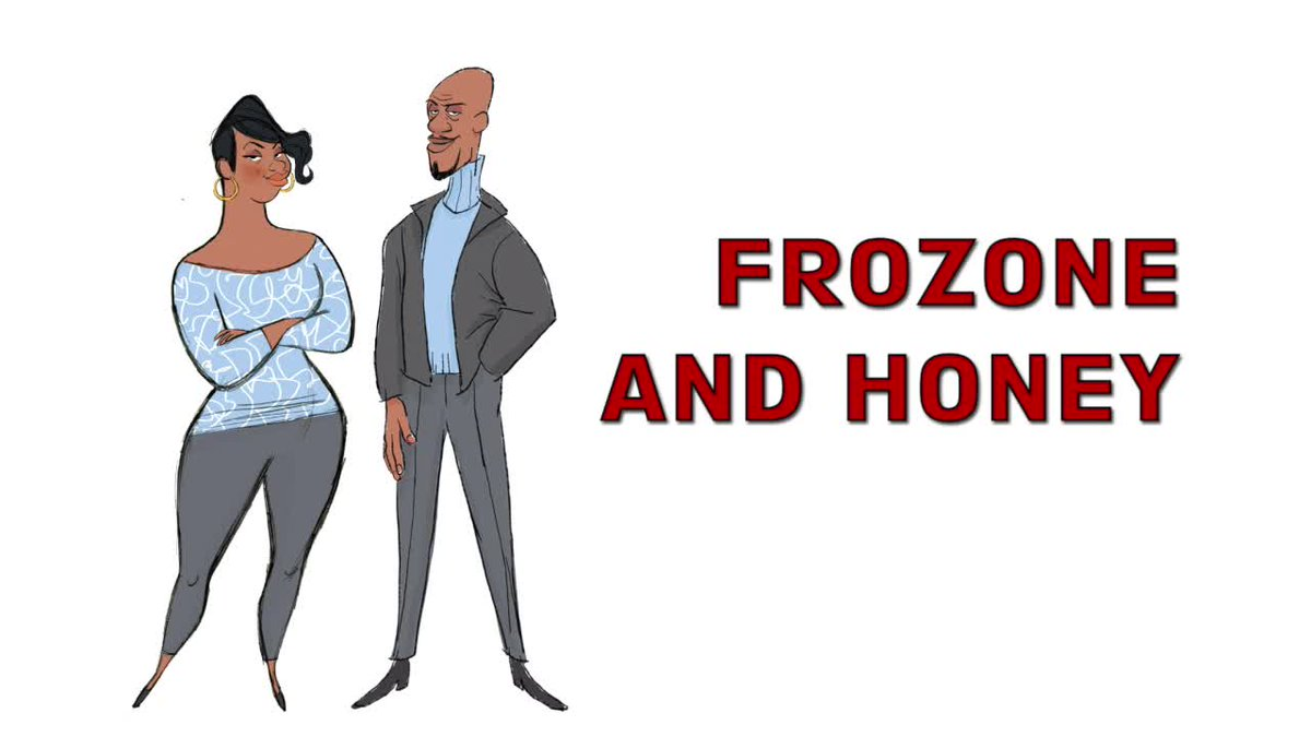 💥 See Frozone's wife Honey for the first time in this exclusive #Incredibles2 deleted scene: https://t.co/Flj1WCP9a4