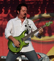Happy Birthday Steve Lukather who is 61 today - Brilliant guitarist for Toto