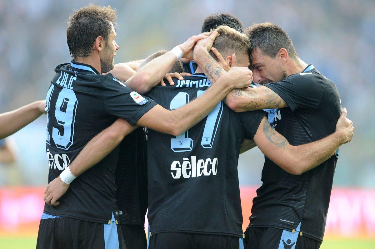 Ciro Immobile has struck five goals in his last five Serie A games for Lazio. 🎯 #UEL