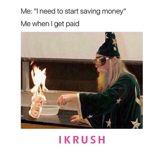 Image for Counting down to pay day like 💁‍♀️🙃 📷: @ikrush_ https://t.co/xIC9FMzctm