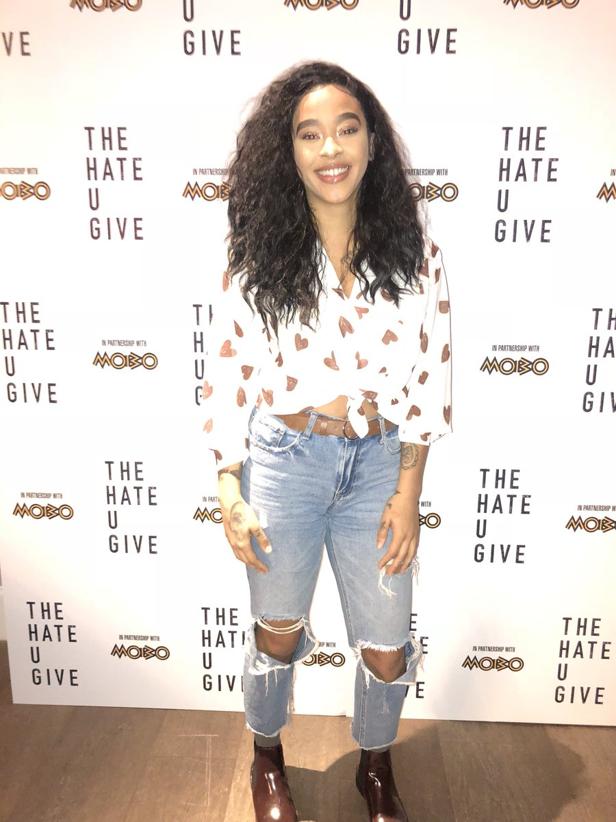 RT @MOBOAwards: #TheHateUGive screening #themoboawards https://t.co/NYL2u4DK1n