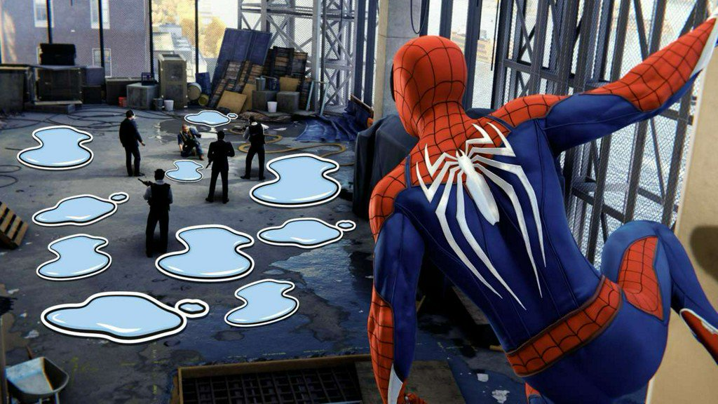 Spider-Man PS4 devs troll players with the ability to add puddles in Photo Mode https://t.co/NFhmA8ia8J https://t.co/DBqJDmql39
