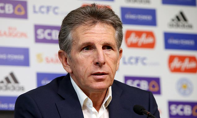 'It is just the beginning of the season'  Claude Puel believes it's too early to suggest that Arsenal could win Premier League title  https://t.co/vyajAq3UNW