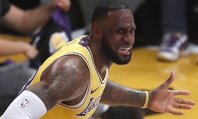 'I'm not disappointed at all'  LeBron James insists LA Lakers' early season struggles are to be expected after defeat on home debut  https://t.co/uRre4u4Ezs