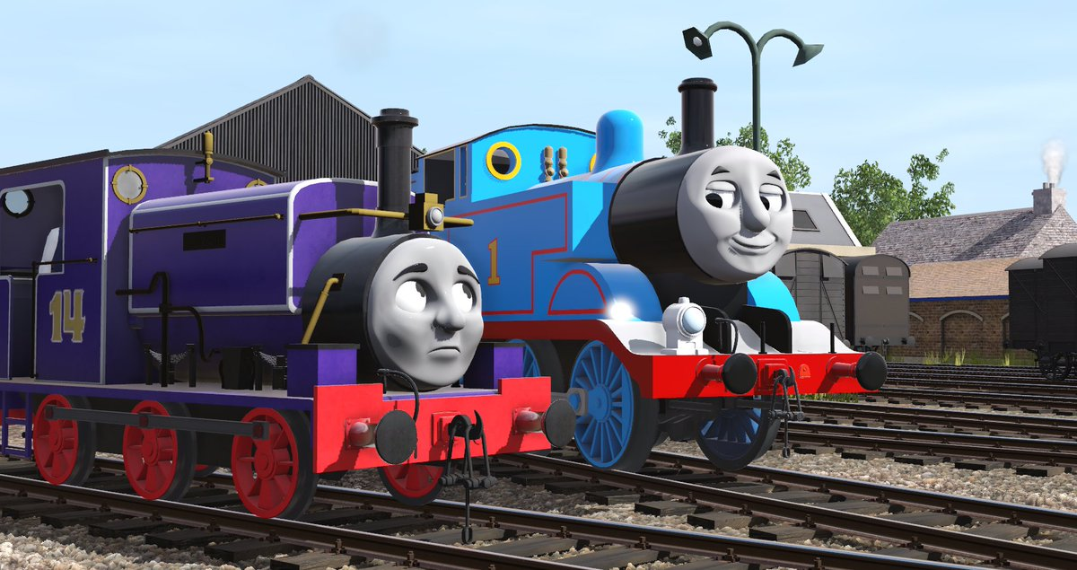 Thomas Trainz Download – Migliori Pagine da Colorare