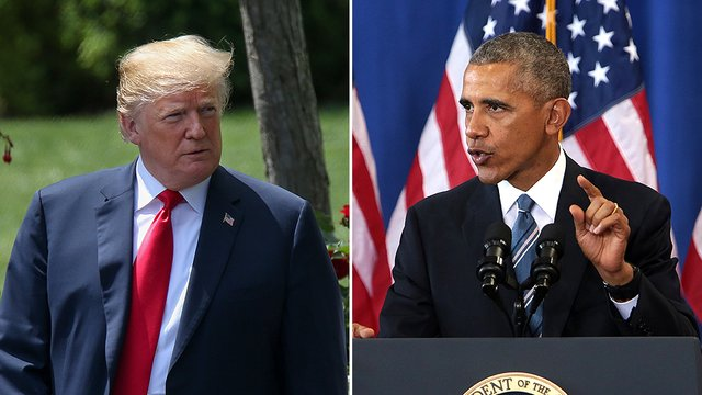 Poll: Trump approval jumps ahead of Obama's midterm approval rating https://t.co/xUad2hHBq3