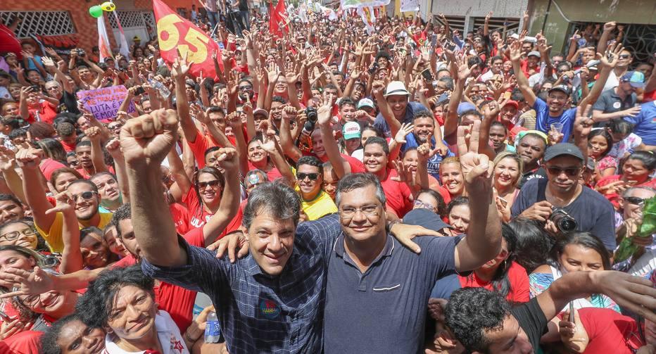 Haddad chama Bolsonaro de 'chefe de milícia' e diz que Guedes é 'Temer piorado' https://t.co/GD6VHFyxzt