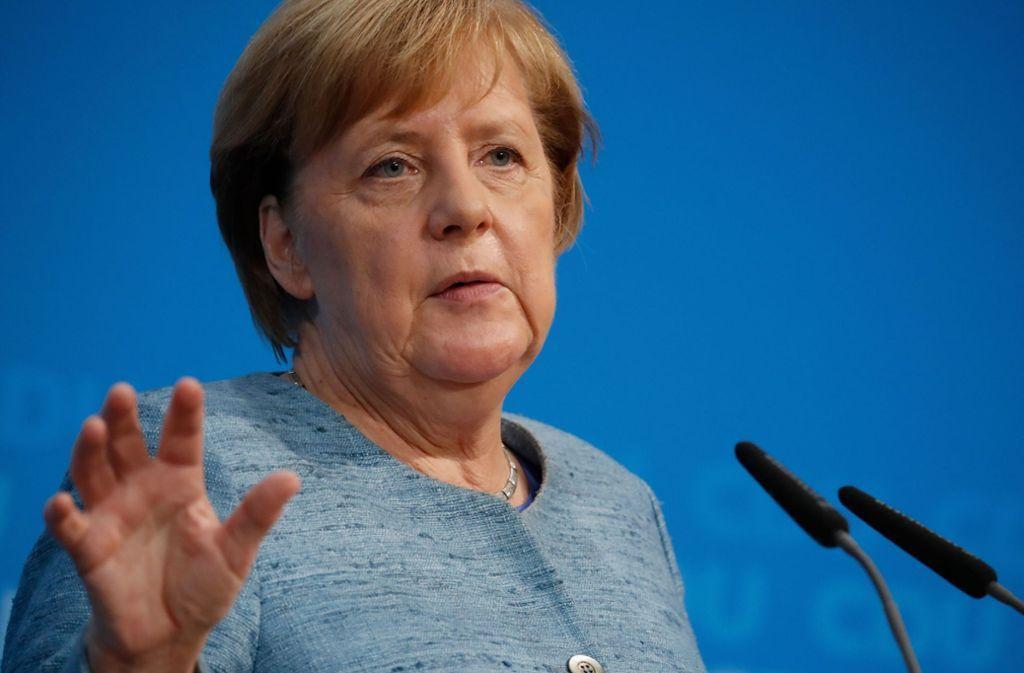 Diesel-Fahrzeuge: Merkel will Fahrverbote gesetzlich erschweren https://t.co/rSwfE40bdl
