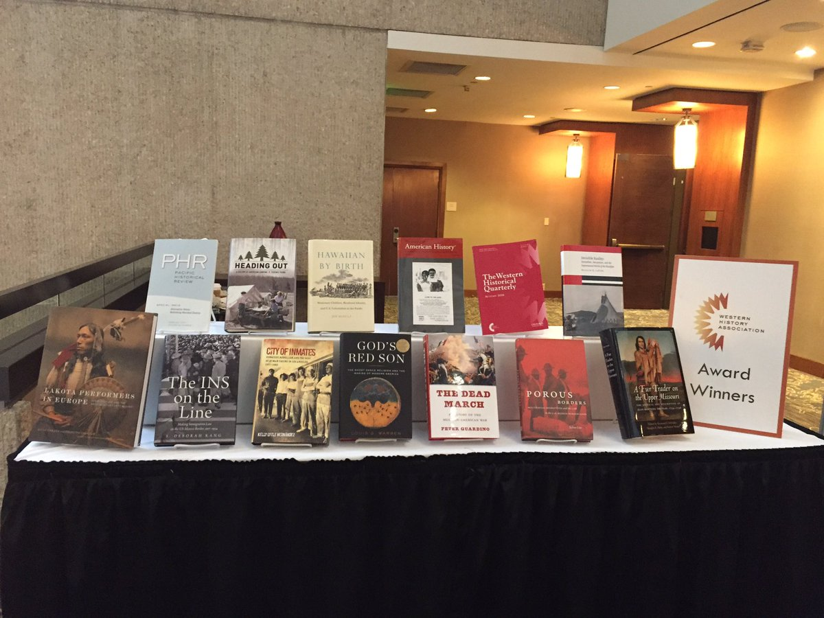 Organization of american historians book prizes for non-fiction